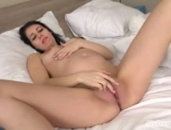 kristyna - cutie playing hot
