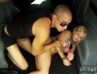 bdsm tied up young mia pearl was on her way to get some tacos, takes a