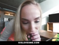 sislovesme - my step-sis is always searing