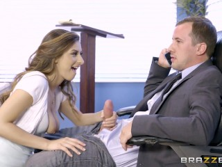 brazzers - nina north is a genuine bad schoolgirl