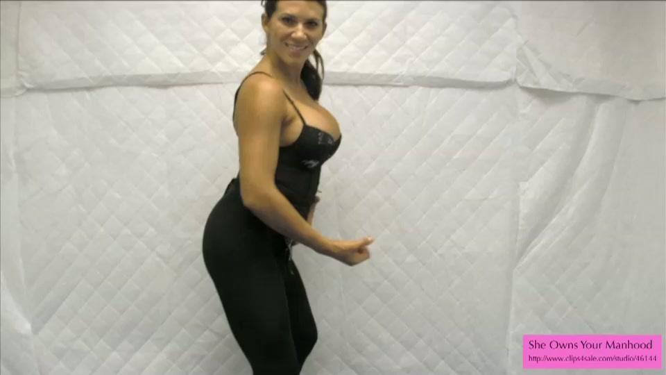 Porno blooper tijdens instructie filmpje voor aftrekken.