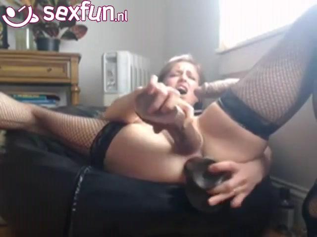 Sex fun met twee nep lullen