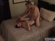 Virgin Jock Gets Fuckd By Daddy