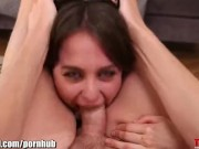 Extreme deepthroat