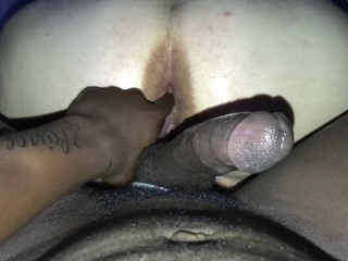 BBW take Huge BBC with First time Anal and Amazon Position