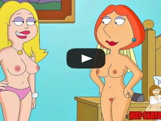 Family Guy Porn Cartoon Porn HD
