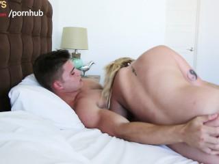 Let Me See Them Big Titties Teen Girl Fucked Hard By Kyle Dean Jock Bro