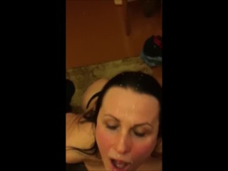 1000'S AMATEUR CELL PHONE FACIAL COMPILATION