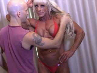Laura Carolan Muscle Worship