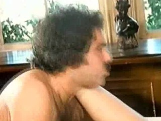 Classic Ron Jeremy and Christy Canyon hot sex scene!