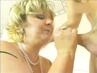 Slut Mature Ramming The Rod