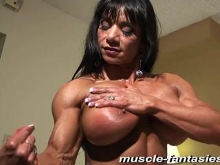 Marina Female Muscle Fantasies 1