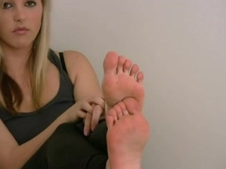 British Girl Feet