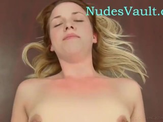 Casting couch anal insertion compilation