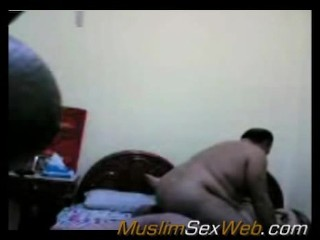 Arab Daughter fucked By her Old Fat Daddy