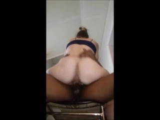 Horny Wife Cheats On Hubby And Squirts On BBC