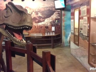 Creationism Museum Public Blowjob