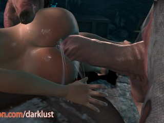 The Borders Of The Tomb Raider [part2] !EXPLICIT SEXUELL VIOLENCE CONTENT!