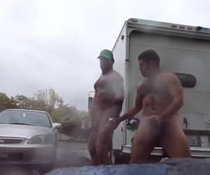 Gay cruising met de camper