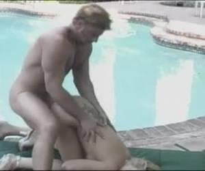 Sexy Latina geneukt door een lekkere grote lul