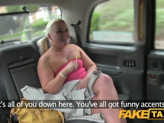 fake taxi bubbly blondie sucks meat in taxi