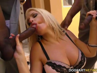 alena croft cheats on her man with redhaired boys
