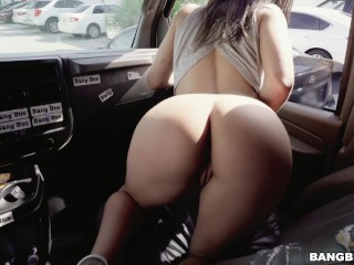 abella danger banged in the motor-bus