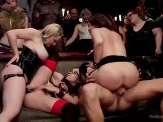 we love orgies