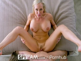 spyfam big tit step mom brandi love sexes gamer stepson