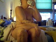 curvaceous figure receptiont stark stark naked but doesn't know young women is being recorded