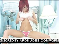 cerise stark stark naked and teasing you at apdnudescom.