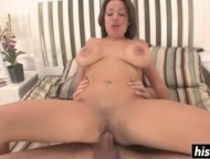 sienna west gets plowed in various positions