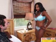trusting milf diamond jackson ebony lets extreme sex