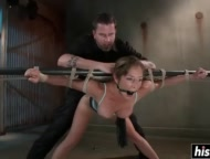 felony gets tied up and pleasured